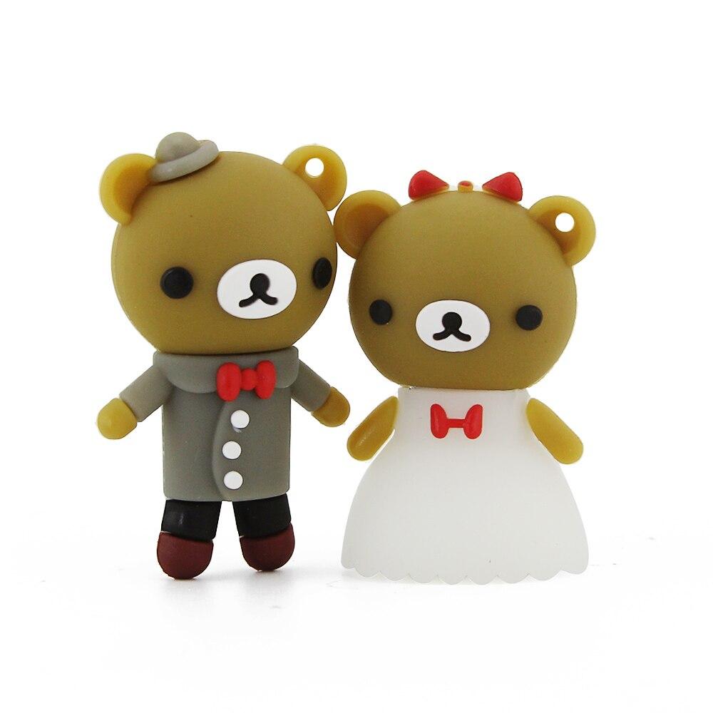 Tienda Online Regalo de boda de dibujos animados oso novia novio