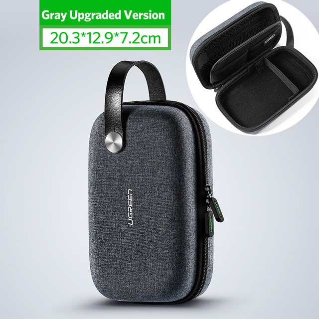 Upgraded Version Portable hard drive case 5c652b83c3fec