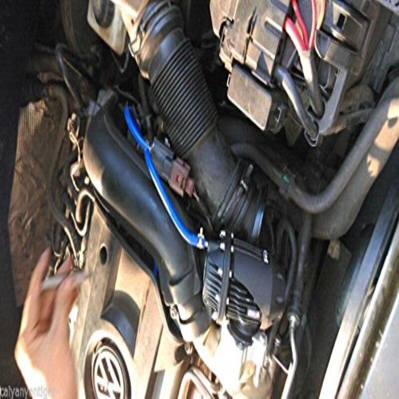 Voiture SSQV 4 IV Turbo chargeur soupape de soufflage BOV Turbo séquentiel Style réglable - 6