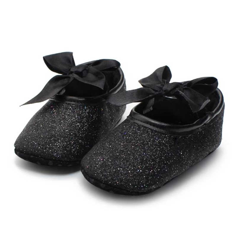 ARLONEET Baby Shoes Girl Boy comfortable Glitter Baby Shoes Kids Sneaker Anti-slip Soft Sole Toddler  Shoes
