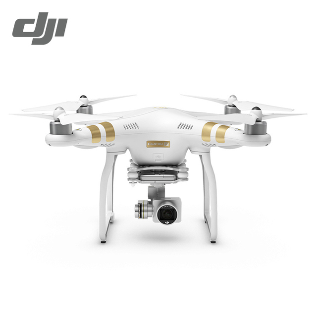 DJI Phantom 3 Serie Drone Con 2.7 K-4 K HD Camera & Gimbal RC Helicopter Brand New P3 sistema GPS drone