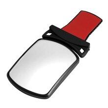Автомобильное внутреннее зеркало заднего вида для малышей, детей, детей, портативное клейкое 360-Degreee поворотное автомобильное заднее сиденье заднего вида, безопасное зеркало