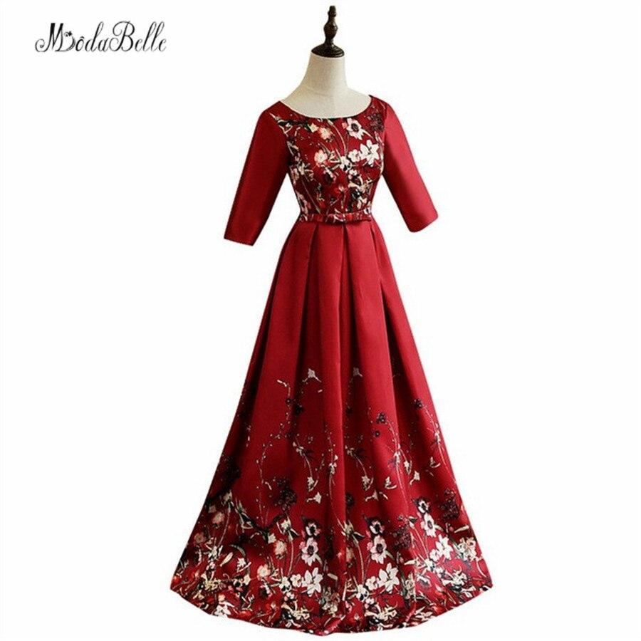 Modabelle Abaya Designs Dubai Floral Evening Gowns Elegant Plus Size ...