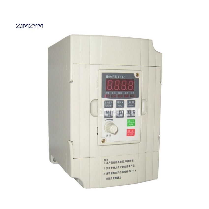 цена на New Arrival Universal High-end Inverter 2.2kw Three-phase 380V 2.2KW 0-400HZ Stepless Speed Variable Frequency Drive Inverter