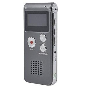 Image 2 - CHIPAL Professional 8GB Digital Voice Recorder Multifunctional Mini Audio Recording Pen Flash Drive Disk Pen MP3 USB Dictaphone