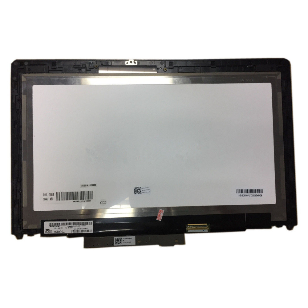 Bezel 15.6/'/' For Lenovo IdeaPad U530 Touch Screen Digitizer Front Glass Panel