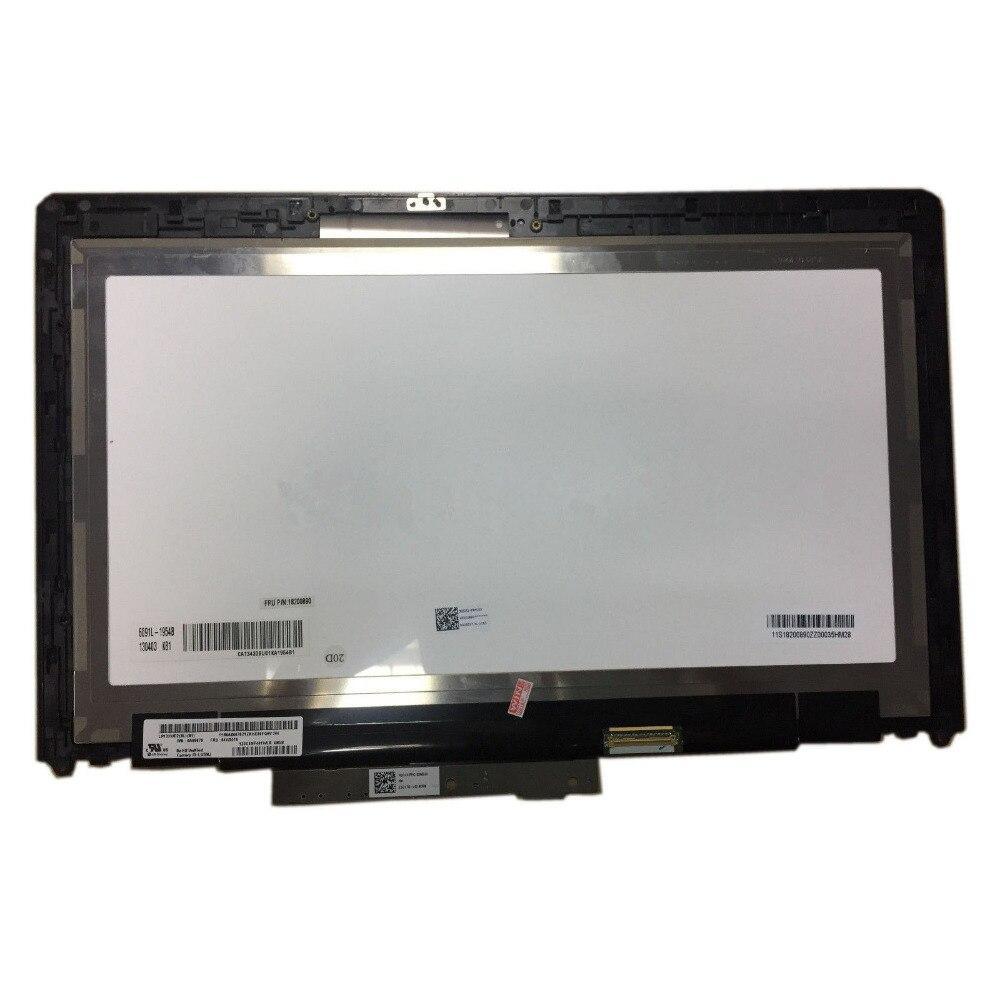 ✔  Сенсорный ЖК-экран Digitizer Ассамблеи LP133WD2 SLB1 Lenovo IdeaPad Yoga 13 1-й ✔