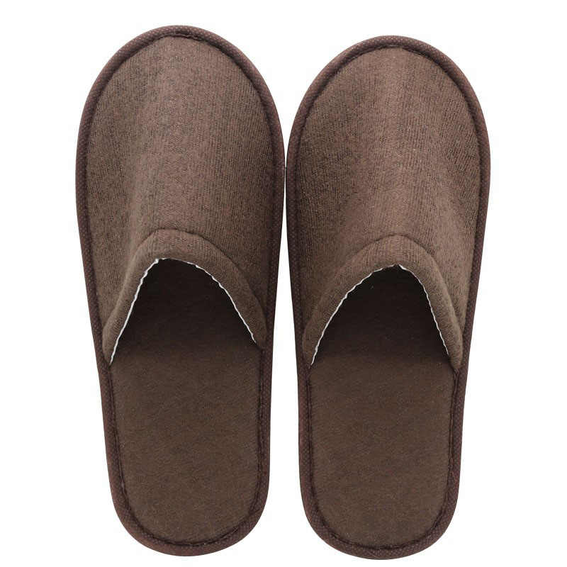 b6bbf0ab956b9e 2018 New men s Shoes Hotel Disposable Non-slip Slippers Men And Slippers
