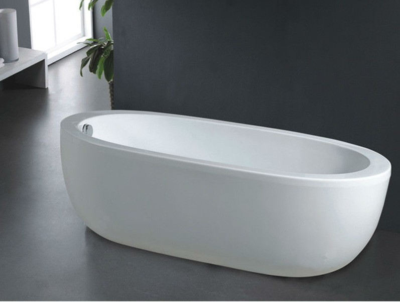 B528 Cheap Freestanding Bathtub Deep Soaking Bathtub Portable