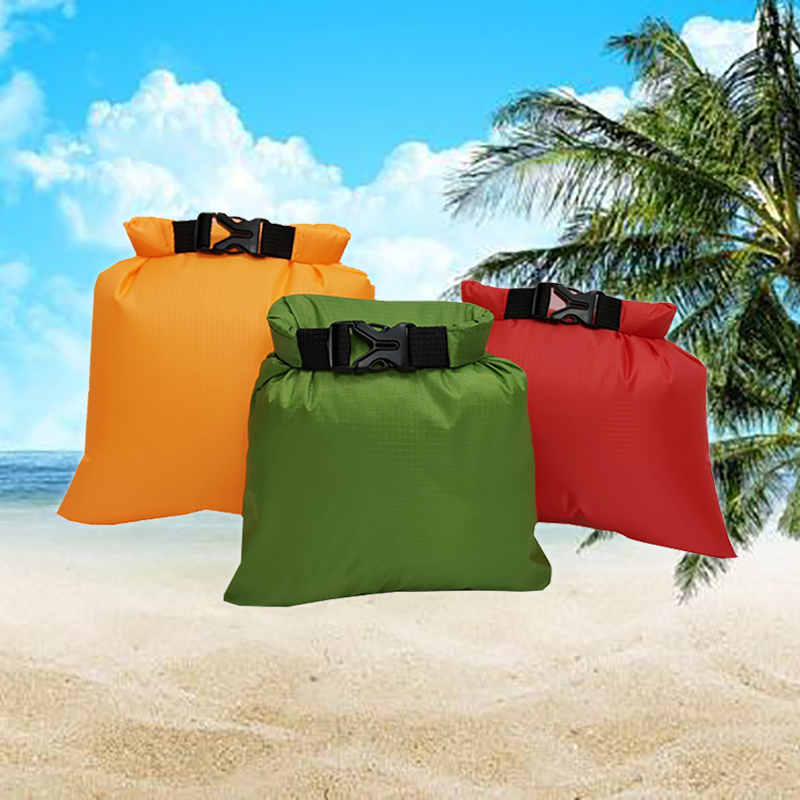 1.5L 2.5L 3.5L Waterproof Dry Bag Pack Sack Swimming Rafting Kayaking River Trekking Floating Sailing Boating Water Resistance