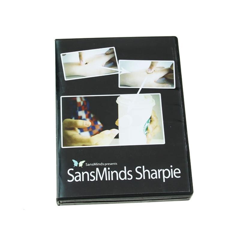 HOT NEW SansMinds Sharpie Gimmick арқылы Tsay сиқырлы - Классикалық ойыншықтар - фото 2