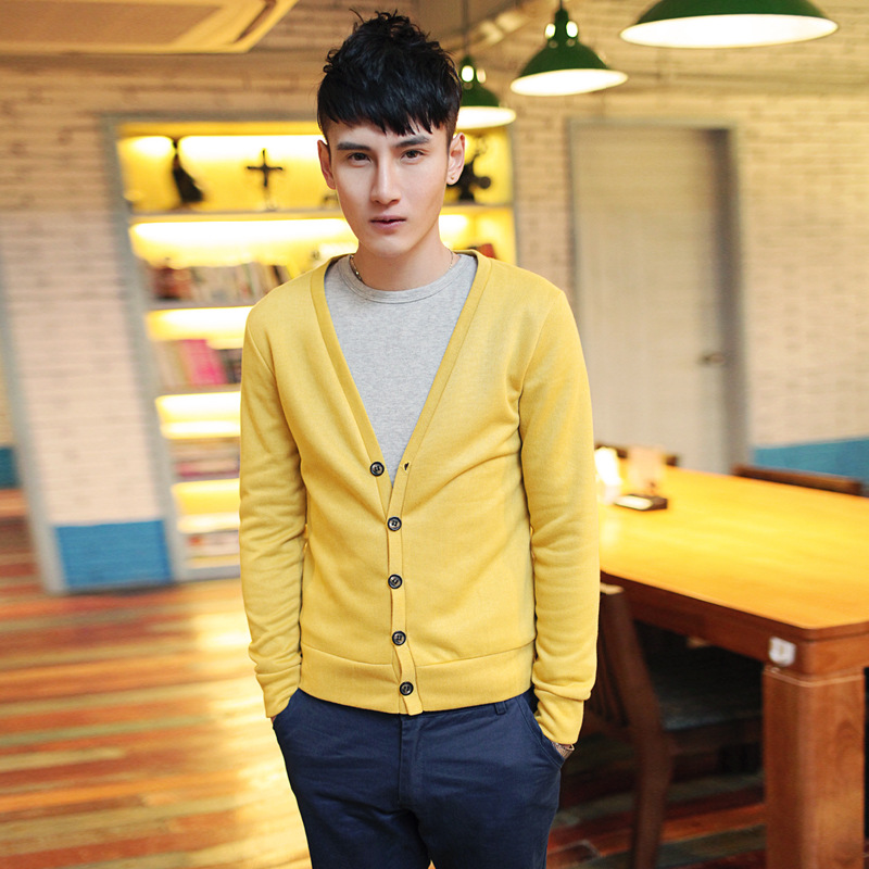 A4ag 2015 new arrival spring new men's fashion simple casual ...