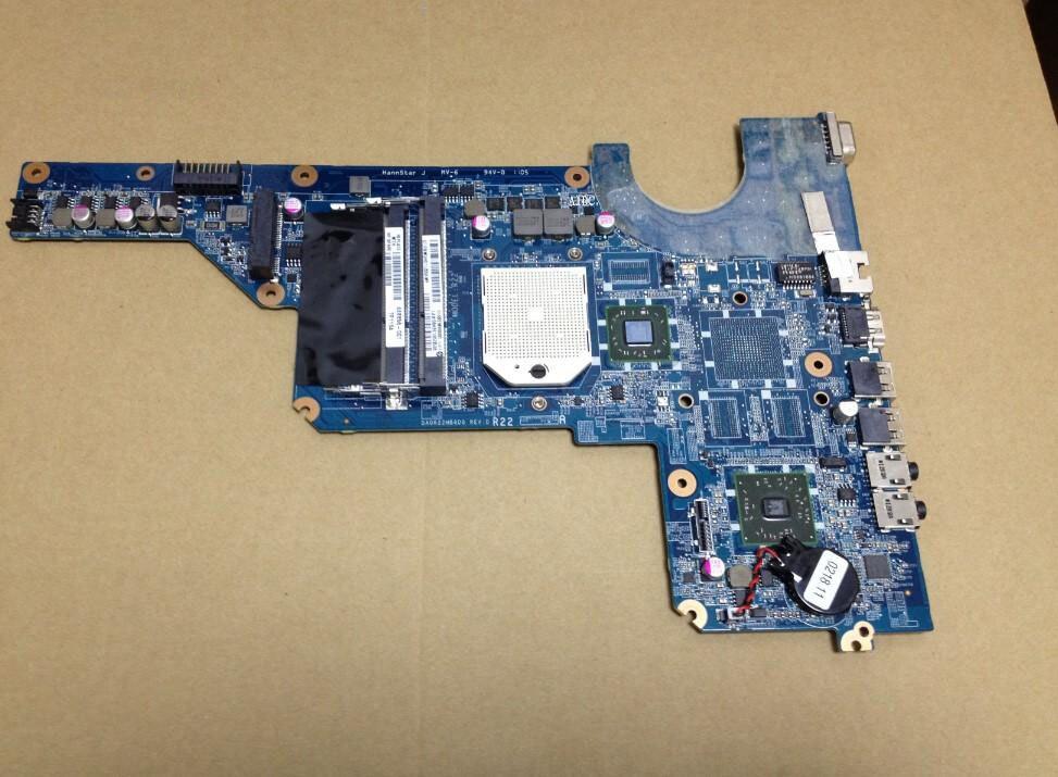 Бесплатная доставка! 100% тестирование 638856-001 доска для HP Pavilion G4 G7 материнская плата для ноутбука с для AMD микросхем, 100% тестирование хорошо