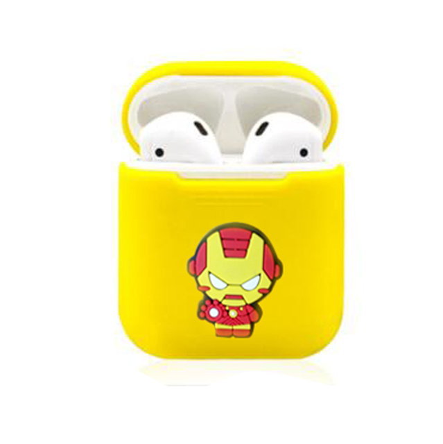 Unique Cute Cartoon AirPod Case Cover 4