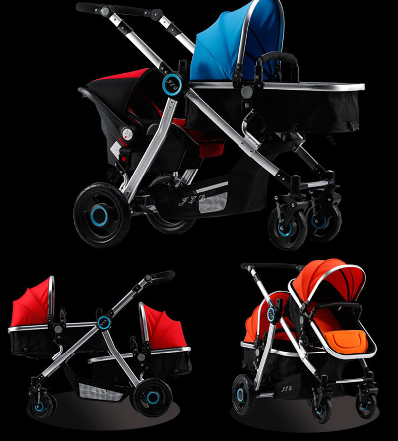twin baby stroller2
