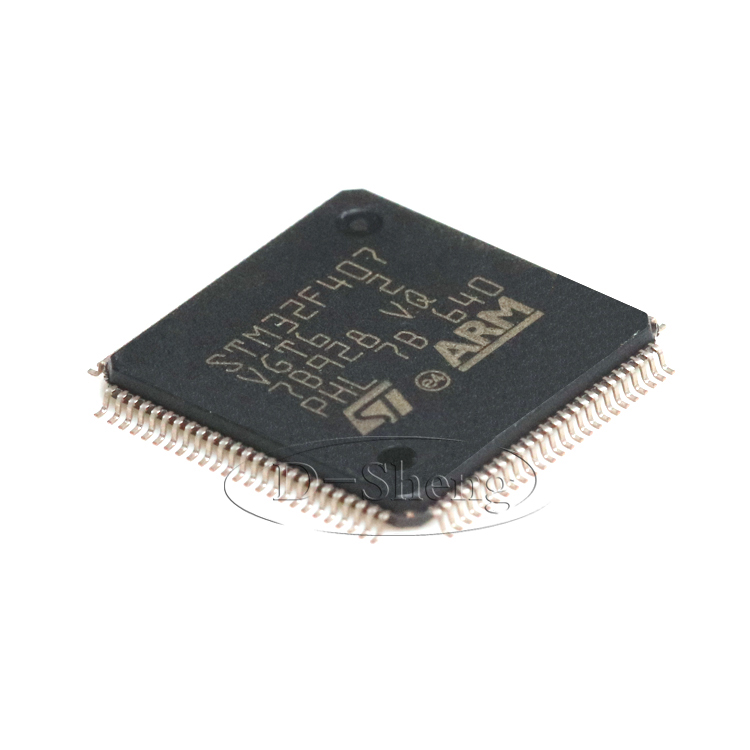 STM407VGT6 new imported original chip, QFP package, advantage spot stock кухонная мойка ukinox stm 800 600 20 6