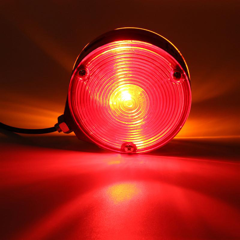 HEHEMM Car Bulb Side Marker Light Bubble Type Lamp for 12V 24V Automobiles Truck Trailer Lorry Car Accessories in Signal Lamp from Automobiles Motorcycles