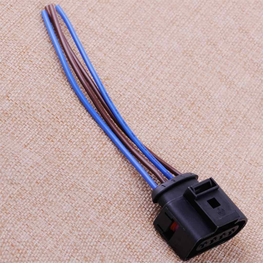 4 pin катушка зажигания Разъем для ремонта 1J0973724 Подходит Audi A3 A4 A6 VW Golf Jetta Passat