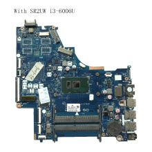 Laptop Motherboard SR2UW LA-E791P CSL50/CSL52 924750-601 Hp 250 FOR G6 15-Bs-Series
