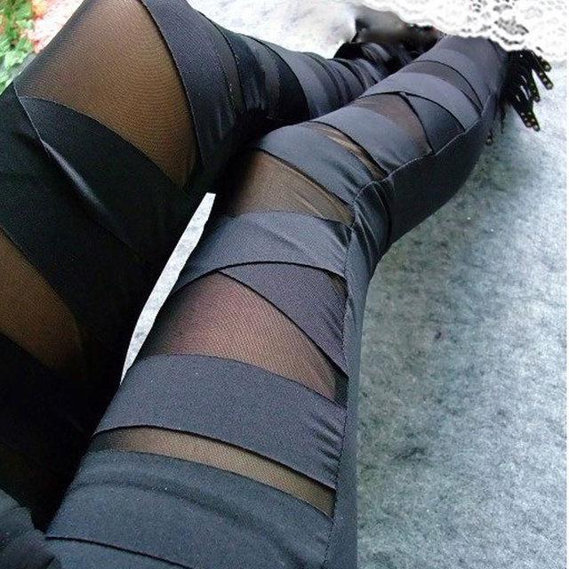 Leggings style bandage 3