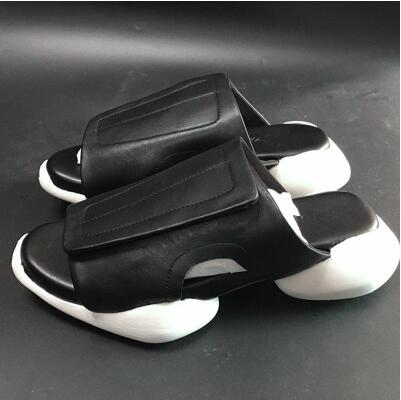 À Sandales Mode Flop Pantoufles D'été Épais De Leather Black Casual Couple Cloth white Flip black L'extérieur Snake White Femme Designer Cloth Pattern black Fond Dames Plage Chaussures qnfzvYvZ