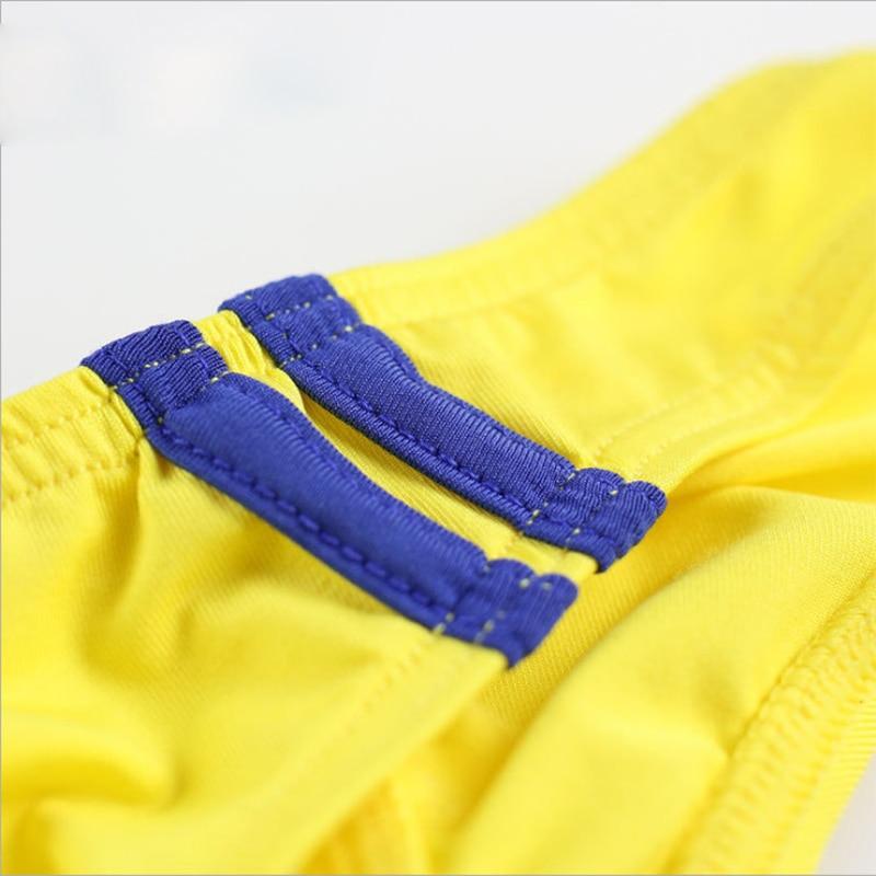 Mens Sexy Underwear Brave Person Briefs Men Low Rise U convex Pouch Brief Underwear Men Stretch Breathable Briefs Solid Panties