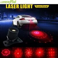 Anti Collision Rear End Car Laser Tail Led Car Fog Light Auto Brake Parking Lamp Car
