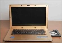 4G 320G 14.1Inch DVD ROM laptop Intel celeron Dual Core Russian windows OS 1366*768 Webcam notebook Laptop CDEK russia EXPRESS(China (Mainland))