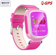 Q80 Kids GPS Smart Watch Wristwatch SOS Call Location Device Tracker for Kid Safe Anti Lost Monitor Baby Gift PK Q50 Q60