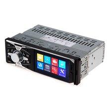 """Nueva cámara de vista trasera apoyo 4.0 """"pulgadas TFT de ALTA DEFINICIÓN de pantalla del reproductor de radio USB SD aux 1080 P radio 1 din car audio estéreo mp3 mp5"""