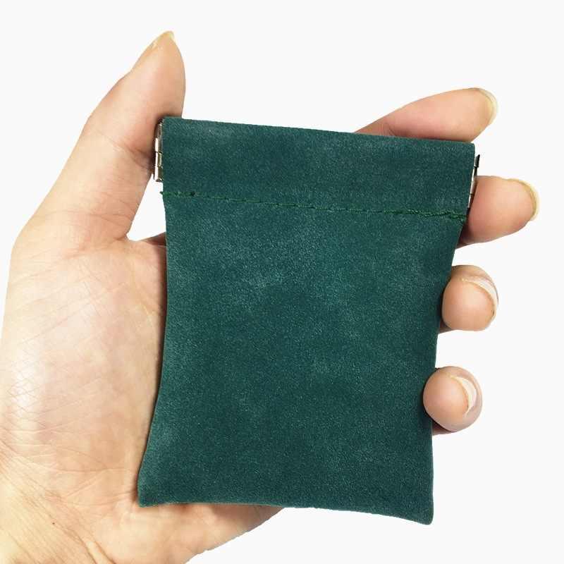 ETya ใหม่หนังเหรียญเงินหูฟังหูฟัง SD การ์ดกระเป๋ากระเป๋าสตางค์ Key เงินกระเป๋าเดินทางอุปกรณ์เสริมการท่องเที่ยว