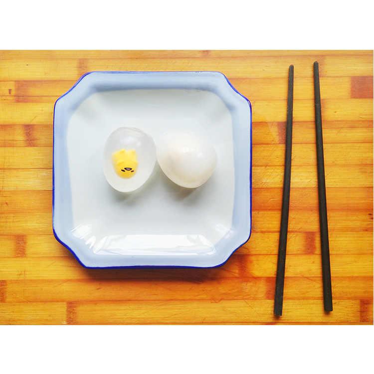 Inquebrável transparente ovos squeeze brinquedos anti stress ventilando bolas novidade diversão squeeze alívio do estresse crianças presente adulto