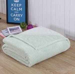 Image 3 - CAMMITEVER פליז שמיכת אננס פלנל שמיכות לזרוק על מיטת ספה כיסויי מיטה שמיכות פליז מלכת תאום