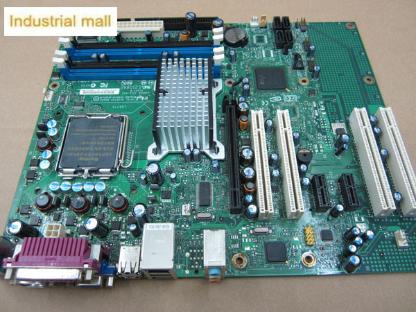 Original 945GNT fully integrated monitoring motherboard 4pci belt 1394 100% tested perfect quality 865 motherboard disassemble 775 needle motherboard ddr1 fully integrated cpu small second hand 100% tested perfect quality
