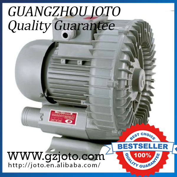 HG-3800 Industrial Max Capacity 320M3/h Vacuum Air Pump High Pressure Vortex Blower