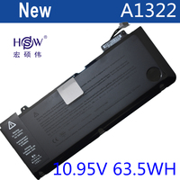 HSW Batterias Notebook Laptop Battery For APPLE A1278 Mid 2009 Mid 2010 Early 2011 MB991LL A