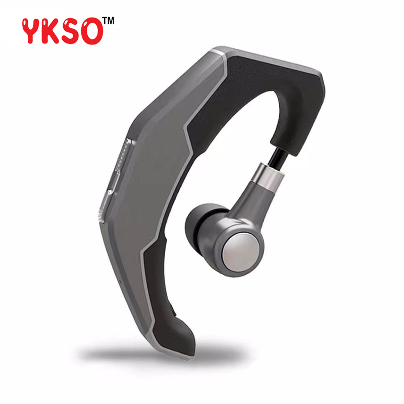 YKSO Portable audio and video Q3 earphone Ear Hook Wireless bluetooth headset with microphone sport earphone
