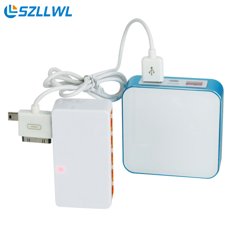 USB port 5V charge power Micro 5 Ports 10/100Mbps Base Ethernet Fast Network Switch