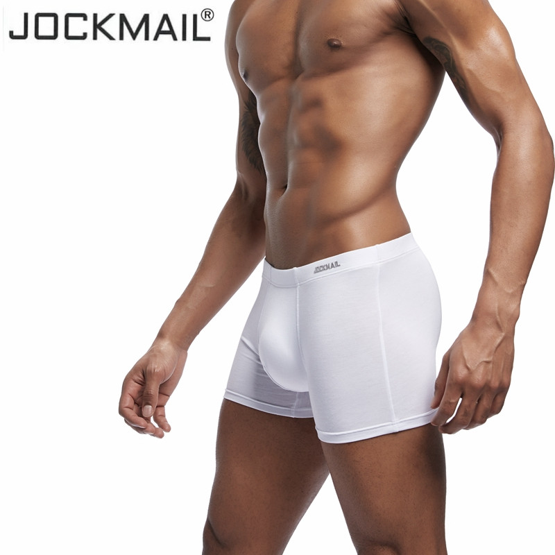 High Quality Underwear Men Boxers Modal Underwear Sexy Man Panties Comfortable Breathable Underpants Male Boxer Soft Undershorts