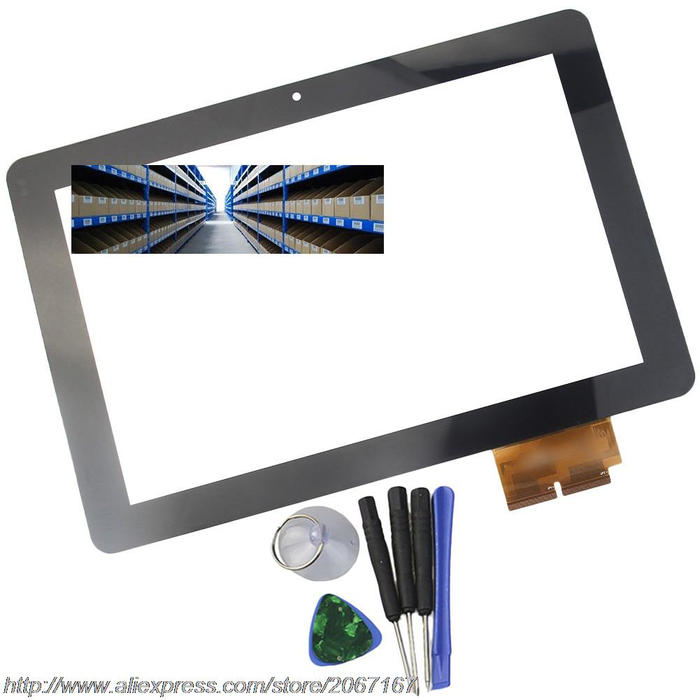 ФОТО New Black Touch Screen for Dell Streak 10 Pro Digitizer Glass Panel Replacement with Repair tools Free Shipping
