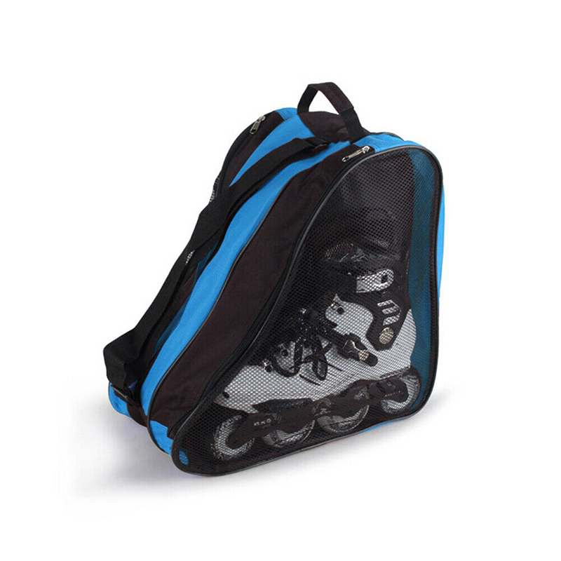 Ice Skate Roller Blading Carry Bag With Shoulder Strap For Kids Adults YS-BUY