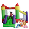 YARD Inflatable Bouncy Castle with Slide Ball Pit Bounce House Party Events Christmas Toys Special Offer for Middle East
