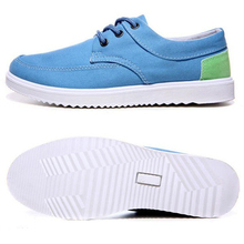 ASDS Korean fashion mens canvas shoes boy students low flats leisure males