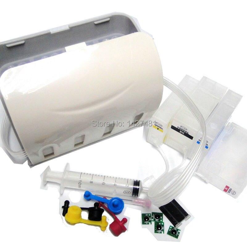 ФОТО PGI-1500 XL ciss For Canon PGI1500 PGI-1500XL  MAXIFY MB2050 MB 2050 MB2350 MB 2350 printer with ARC Chip