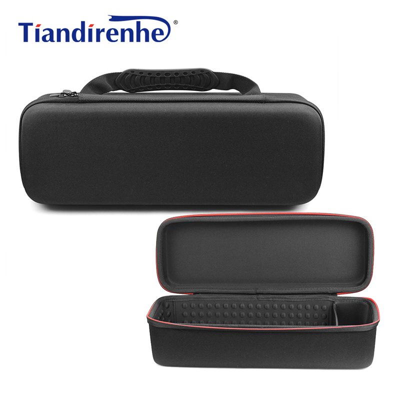 Protective Case For SONY SRS-XB41 SRS-XB440 XB40 XB41 Bluetooth Speaker EVA Anti-vibration Particles Bag Hard Carrying Pauch