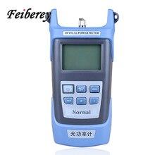 จัดส่งฟรี 70 ~ + 3 DBm FTTH Optical Power Meterเครื่องทดสอบสายเคเบิลไฟเบอร์ออปติกไฟเบอร์ออปติกอุปกรณ์Opticalเส้นใยPower Meter