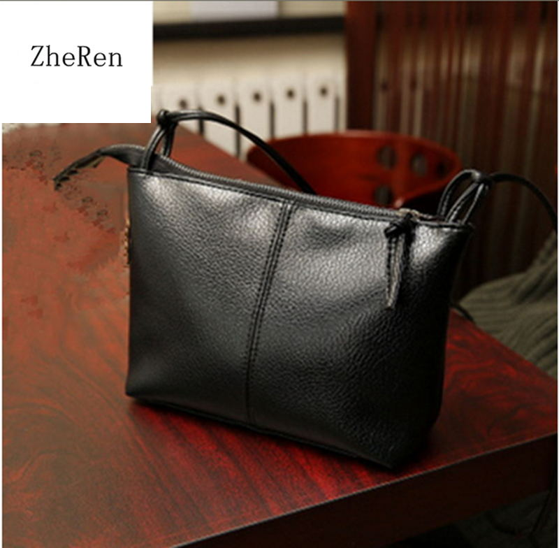 New and hot! 2017 Fashion Shoulder Bag Small Occasional Cross Body Bag Vintage Women Handbag PU Leather women bags Messenger
