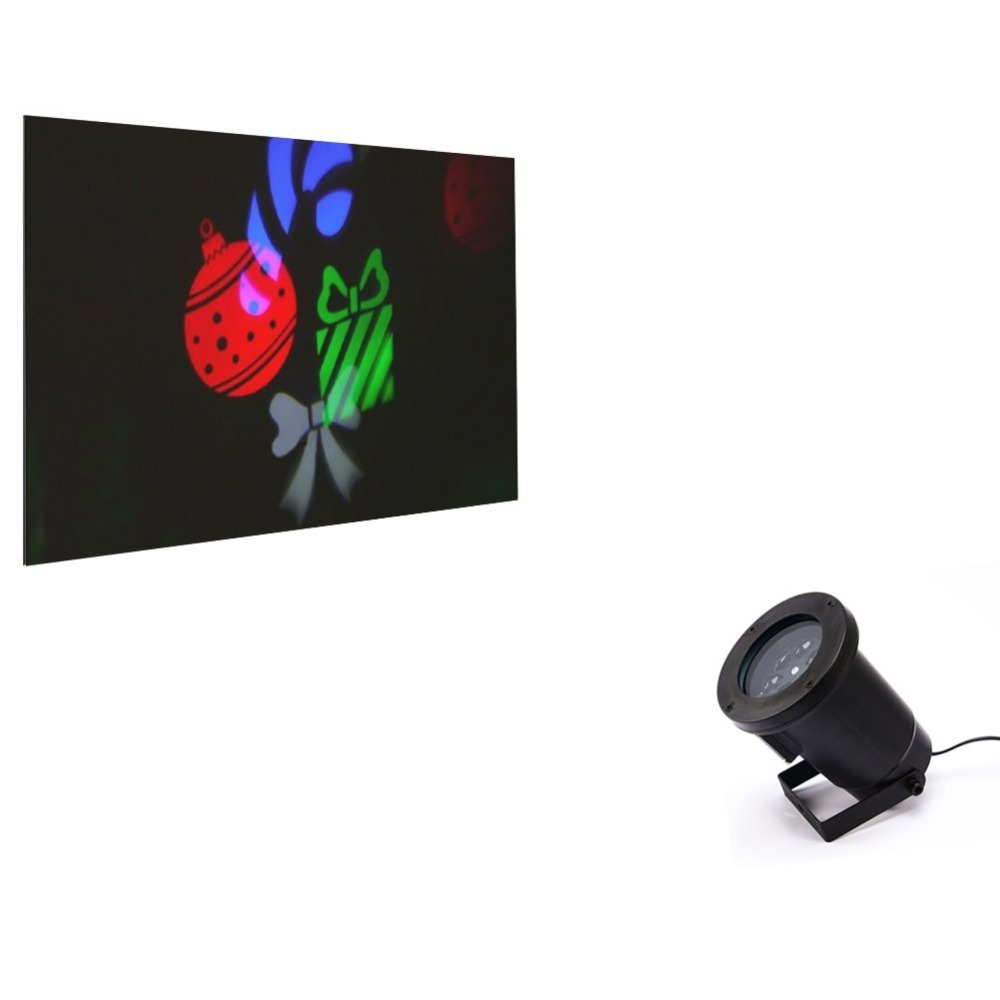 IP65 US/EU/UK/AU Waterproof Laser Stage Light, Elf Christmas lights, Xmas Star laser light projector with free shipping XX