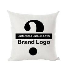 IBANO индивидуальные подушки для диванов, офисные постельные принадлежности, мягкая короткая плюшевая наволочка, 1 шт. наволочки со вставкой