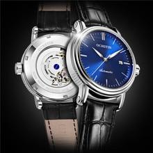 цена New OCHSTIN Top Luxury Brand Tourbillon Automatic Mechanical Watches Men Sport Watch Business Wristwatch Clock Relogio Masculino онлайн в 2017 году